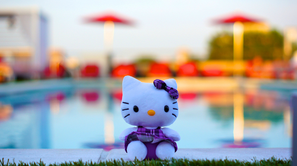 hello kitty park china