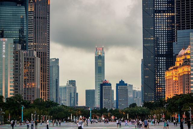 Guangzhou Zhujiang New Town CBD