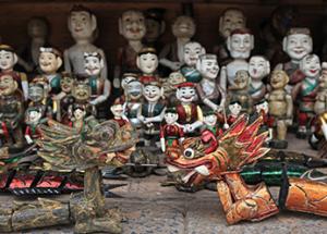 vietnam water puppets