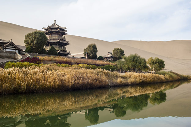 dunhuang - the silk road
