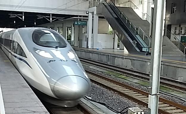 bullet train nose