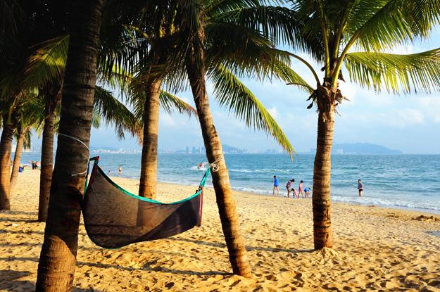 yalong bay in sanya
