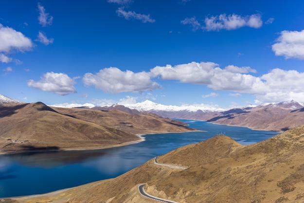 Tibet's Sacred Lakes