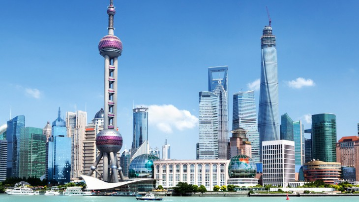 top attractions in shanghai