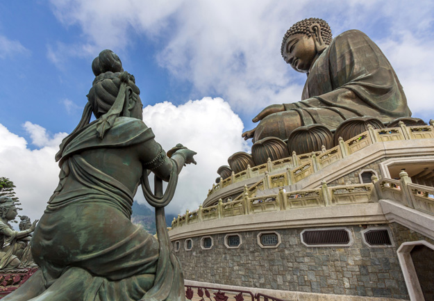 big buddha lantau island