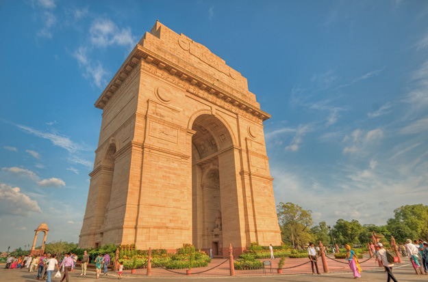 india gate war memorial delhi