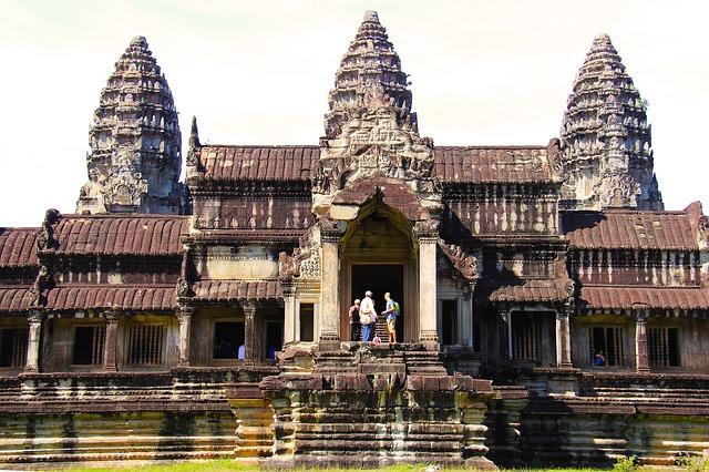 Angkor Wat today
