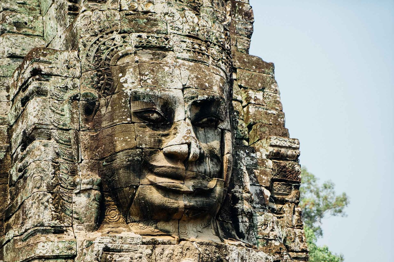 Angkor wat wonder of the world wendy wu tours blog for Wat architecture