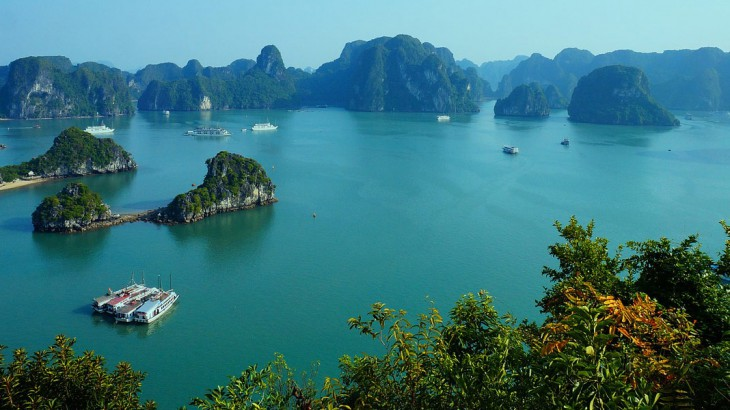 scenic places in vietnam