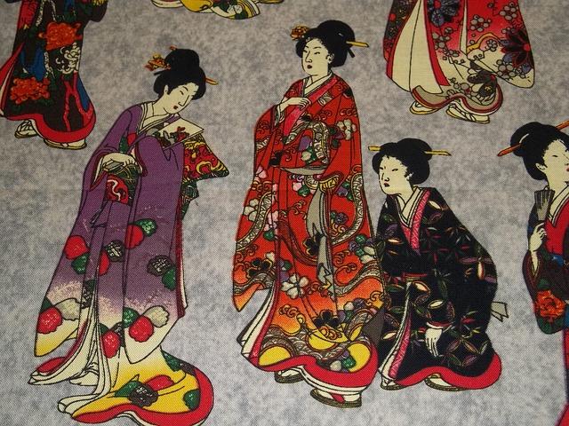 History of the Japanese Kimono