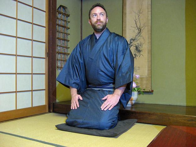 men's kimonos