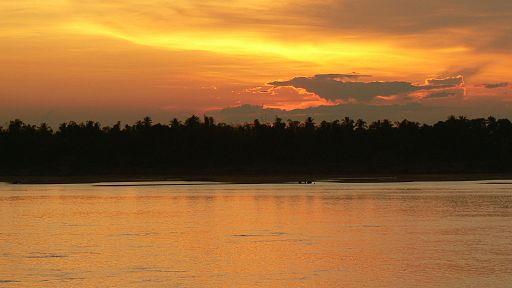 Boeng Kak sunset