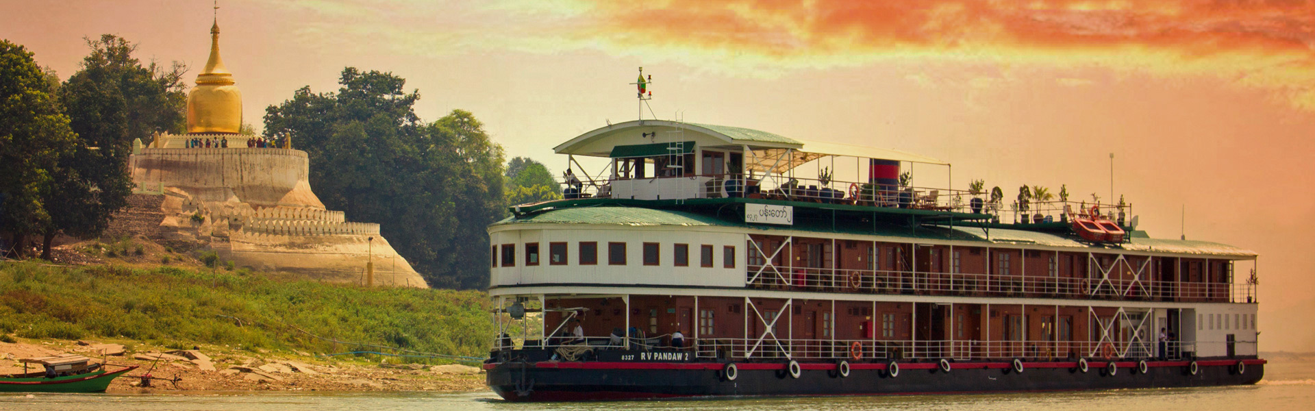 Experience Asia On A River Cruise