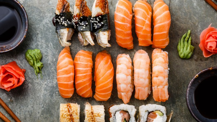All You Can Eat Sushi >> Top Five Dishes To Try In Japan