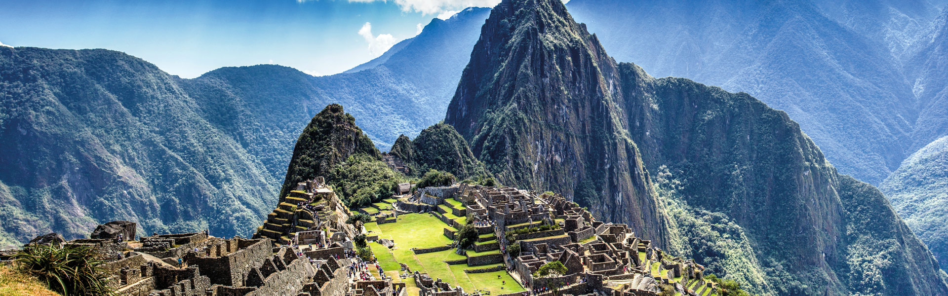Discovering South America