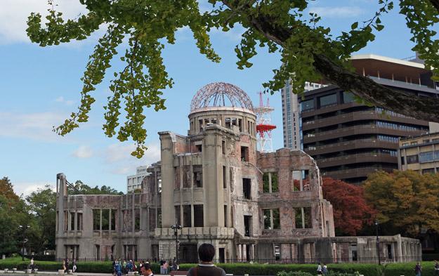 Hiroshima peace done