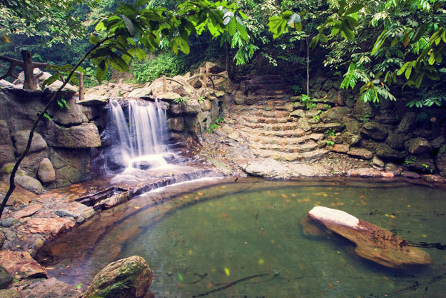 vietnam's hot springs