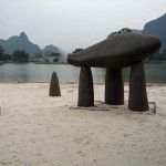 The sculptures of Club Med