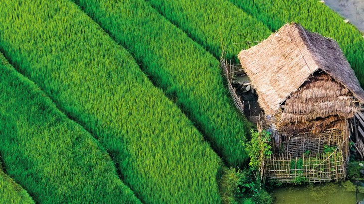 landscapes of vietnam