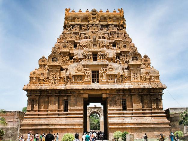 bridhaseshwara temple