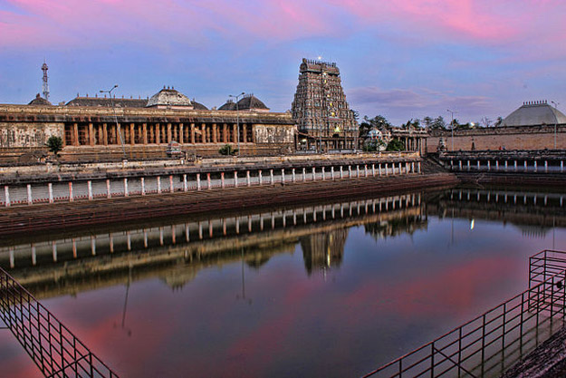 chidambram temple