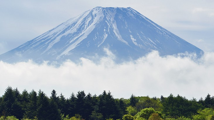 facts about mt fuji
