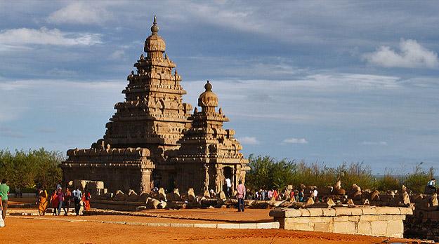 mahabalipuram temple