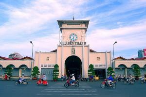 Cho Ben Thanh Market