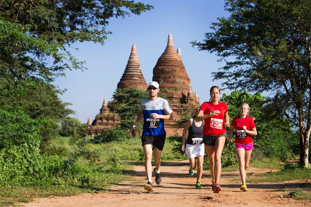 bagan temple marathon
