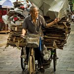 Photographed by George Astle in the markets of Xian
