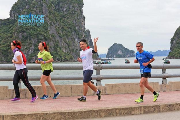 halong bay marathon