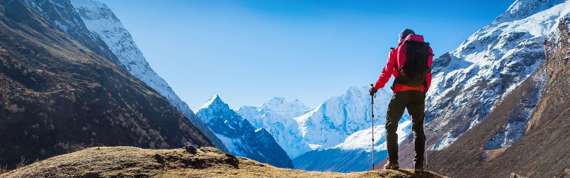 Hiking the Himalayas