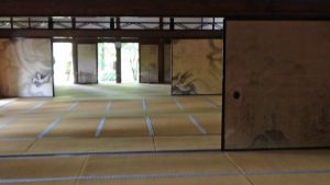 Nijo Castle squeaky floor