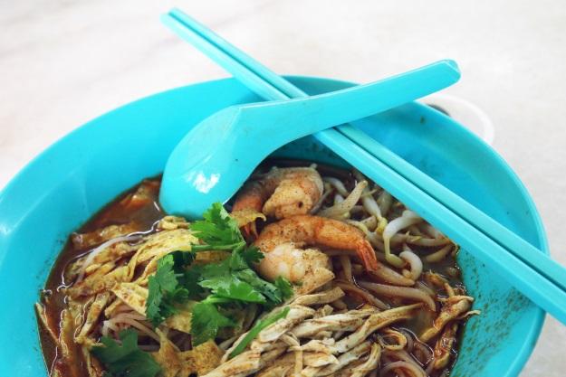 Delicious Borneo food