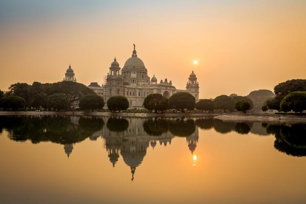 The Victorian Memorial, Kolkata