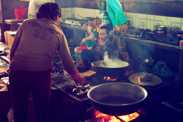 Street food in South East Asia