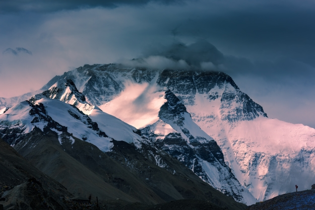 Moody Mount Everest
