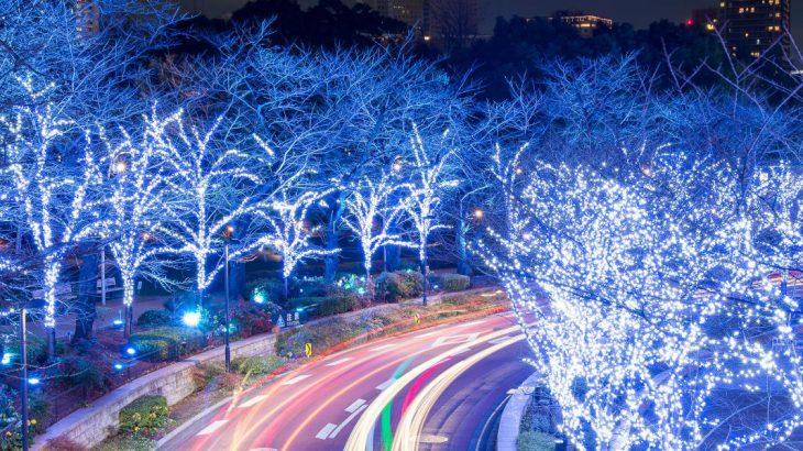 Lights in Tokyo