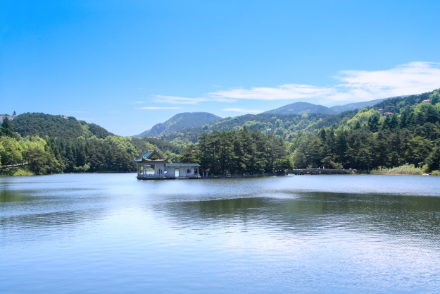Lake of Lushan National Park