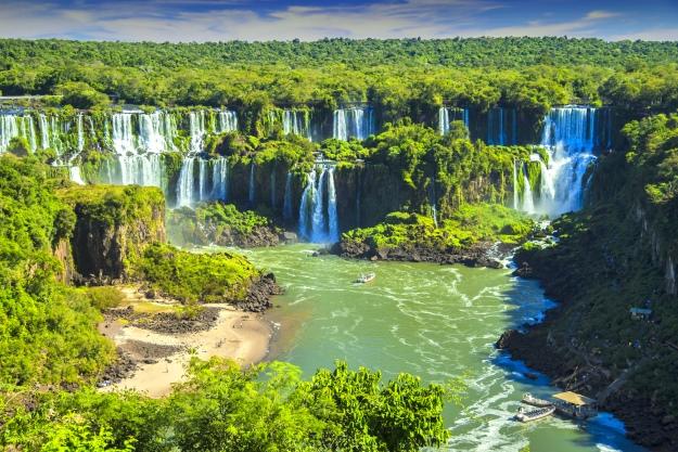 Iguacu Waterfall