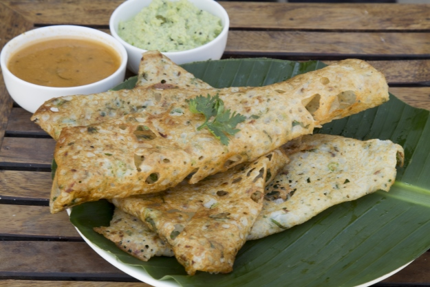 Masala dosa breakfast