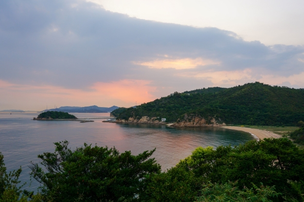 Naoshima Island in Japan