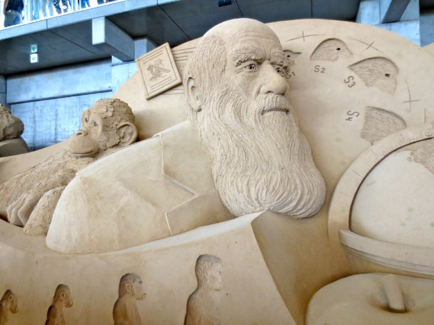 The Sand Museum in Japan