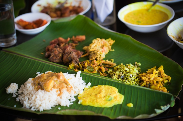 Vegetarian food in India