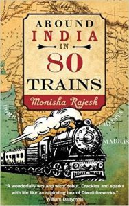 Around India in 80 Trains book cover