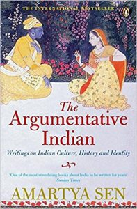 The Argumentative India book cover