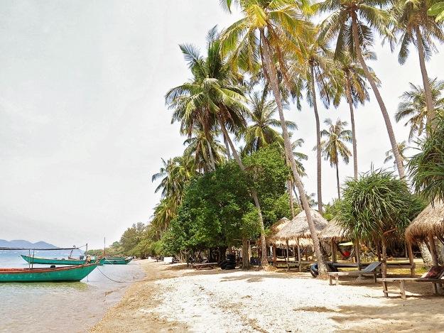 Koh Tonsay in Cambodia
