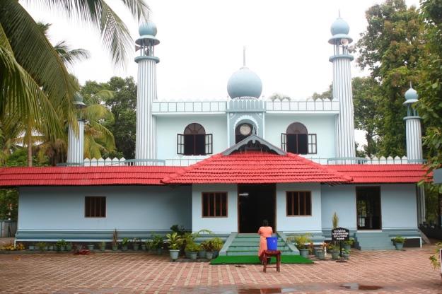Cheraman Masjid mosque in Kerala