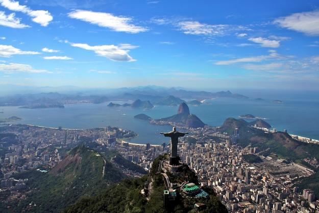 Views over Rio de Janeiro