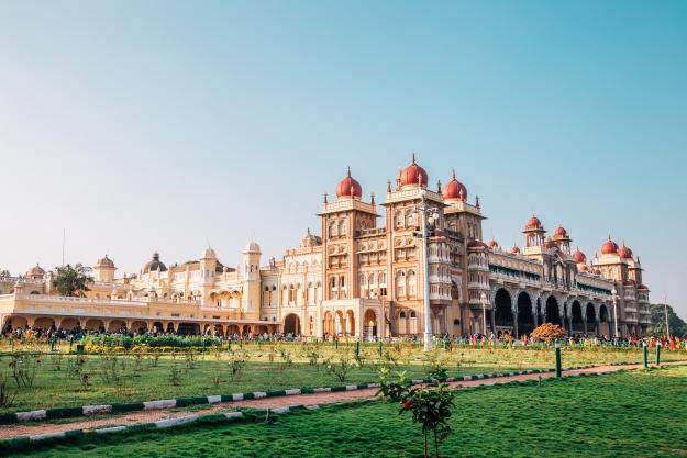 Views of Mysore Palace